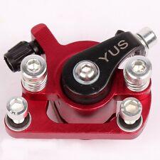 Bremssattel Bremse für Mach1 Benzin oder Elektro E-Scooter /Bremsanlage Rot 1779