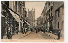 FORE STREET, ST.AUSTELL: Cornwall postcard (C7059)