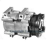 58130 4-Seasons Four-Seasons A/C AC Compressor New With clutch for Ford Escort