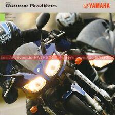YAMAHA Gamme 2005 FZS 1000 Fazer ; TDM 900 /A ; FZ6 600 Fazer           #0029#