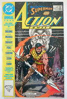 DC | ACTION COMICS - SUPERMAN | ANNUAL - NR. 2 (1989) | Z 1-2