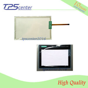 Touch panel for 6AG1124-0GC01-4AX0 6AG1 124-0GC01-4AX0 TP700 with Front overlay