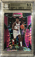 2019-20 Panini Kevin Porter Jr. Silver Pink Pulsar Prizm Rookie Card RC Bgs 9.5