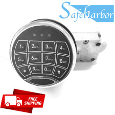 Ambition Electronic Safe Lock UL Listed Swing Bolt Box Lock With Master Key 1SET