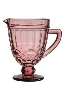 Victorian Trading Co Lucky Amethyst Purple Pitcher