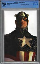 Captain America #23 CBCS 9.8 Alex Ross TIMELESS VIRGIN Variant Cover (NOT CGC)