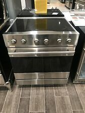 "Viking 30"" Electric Range Dsce130 4B Ss"