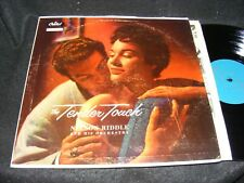 NELSON RIDDLE The Tender Touch Mood/ Bachelor Pad Rarity LP CAPITOL Original