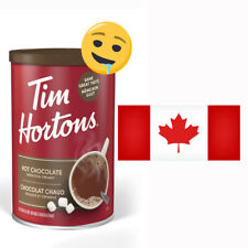 Tim Hortons Hot Chocolate, 500g/17.6oz Can FRESH CANADIAN | FREE Shipping
