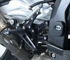 R&G Racing Adjustable Rearsets to fit BMW S1000RR 2015-2018