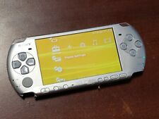 PSP-3000 console silver international PlayStation Portable system