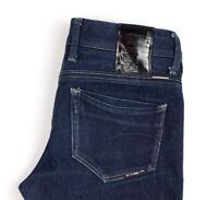 G-Star Raw Damen Nova Midwaist Skinny Slim Stretch Jeans Größe W26 L32 APZ1277