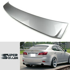LA Stock Painted #1G1 for LEXUS IS250 IS350 IS F 2nd OE Type Roof Spoiler 2012