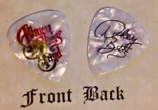ALLMAN BROTHERS BAND band signature logo Dickey Betts guitar pick  -(w)