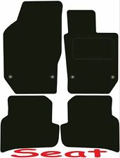 Seat Ibiza Tailored car mats ** Deluxe Quality ** 2015 2014 2013 2012 2011 2010