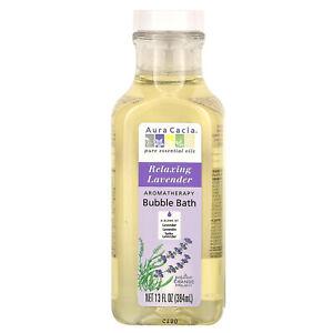 Aromatherapy Bubble Bath, Relaxing Lavender, 13 fl oz (384 ml)