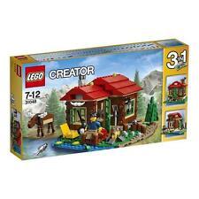 Lego Creator Cabanes am See 31048