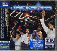 THE JACKSONS-THE JACKSONS LIVE! -JAPAN Blu-spec CD2 D20