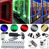 US 10ft~100ft 5050 SMD 3 LED Bulb Module Light Club Store Front Window Sign Lamp