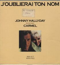 Disques vinyles maxi Johnny Hallyday sans compilation