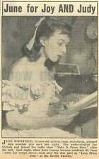 1953 June Whitfield Joins Radio Show Understudy Take It From Here