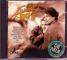 Kuschelrock 10 Classic Rock Import 80s BONFIRE ELTON JOHN BONNIE TYLER ENYA