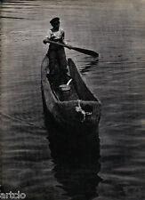 Photogravure  - 1935 - John Kabel - Indian Boy