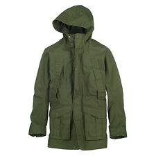 New Men's SystemDesign Water-Resistant Jacket Military Green Sz M