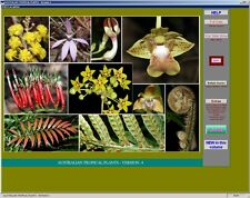 Australian Tropical Plants DVD ROM - DOWNLOAD VERSION