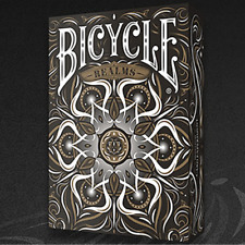 Bicycle Realms (Black) Playing Cards from Murphy's Magic