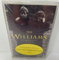 The Williams BROTHERS [CASSETTE] New and Sealed**