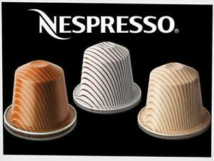 350 Nespresso Capsules Original Coffee pods all flavors to choose - $7.5/sleeve