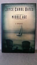 Joyce Carol Oates - Middle Age (2001) - Used - Trade Cloth (Hardcover)