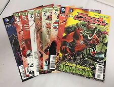 Red Lanterns #1 2 3 4 5 6 8 9 12 DC Comics New 52 2011 1-6 +8-9+12
