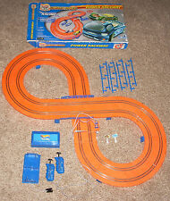 2003 Hot Wheels Highway 35 World Race Power Raceway Slot Car Track