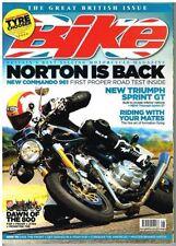 Bike August Magazines