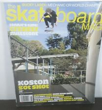 The Skateboard Mag June 2007 #39 Ronnie Creager Eric Koston Check My Store