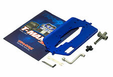TRAXXAS T MAXX 3.3 6061 T6 Blue Anodized Aluminium chassis tools manual
