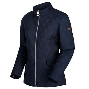 Women's Regatta Water Repellent Quilted Padded Jacket. RWN 132 RRP £70