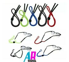 1x Sunglass Ropes Retainer Holder Strap Lanyard Adjustable Sports USA Shipping.