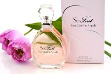 SO FIRST BY VAN CLEEF & ARPELS-WOMEN-EDP-SPRAY-3.3 OZ-100 ML-AUTHENTIC-FRANCE
