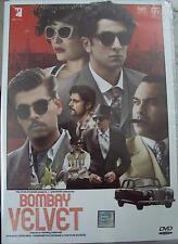 BOMBAY VELVET (2015) RANBIR KAPOOR, ANUSHKA SHARMA - BOLLYWOOD MOVIE DVD