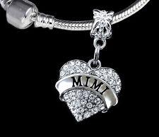Mimi Jewelry Mimi Gift Mimi Charm Mimi Present Best Mimi Charm only MIMI Dangle