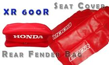 Honda Xr600 2000 XR600R, Rear Fender Bag & Seat Cover 2000, Free Shipping