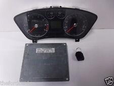 Ford Fusion 1.6 Gasolina Auto ECU módulo PCM conjunto de reloj 2005 - 2012 6S6112A650LG