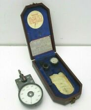 Vintage Smiths Venture ATH 4 Hand Tachometer 500 5000 50000 rpm with case