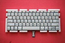 "Genuine Apple MacBook Pro 15"" A1150 A1226 A1211 US Silver Keyboard (5270)"