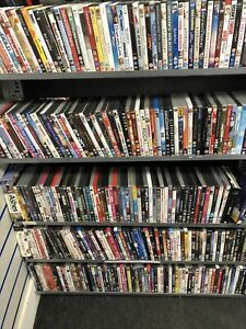 Job Lot Collection Bundle Of 25 DVDs Minimal Duplicates If Any