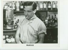 8 X 10 Photo Marius (1931 film) French film directed by Alexander Korda