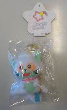 Portachiavi Keychain Plush Peluches Peluche Pierrot CREAMY MAMI Gatto Cat - NEGA